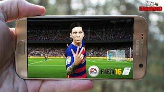 COMO BAIXAR E INSTALAR FIFA 16 PARA ANDROID (APK+OBB) 2017