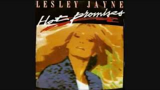Lesley Jayne - Hot Promises - 1982 - (Version single)