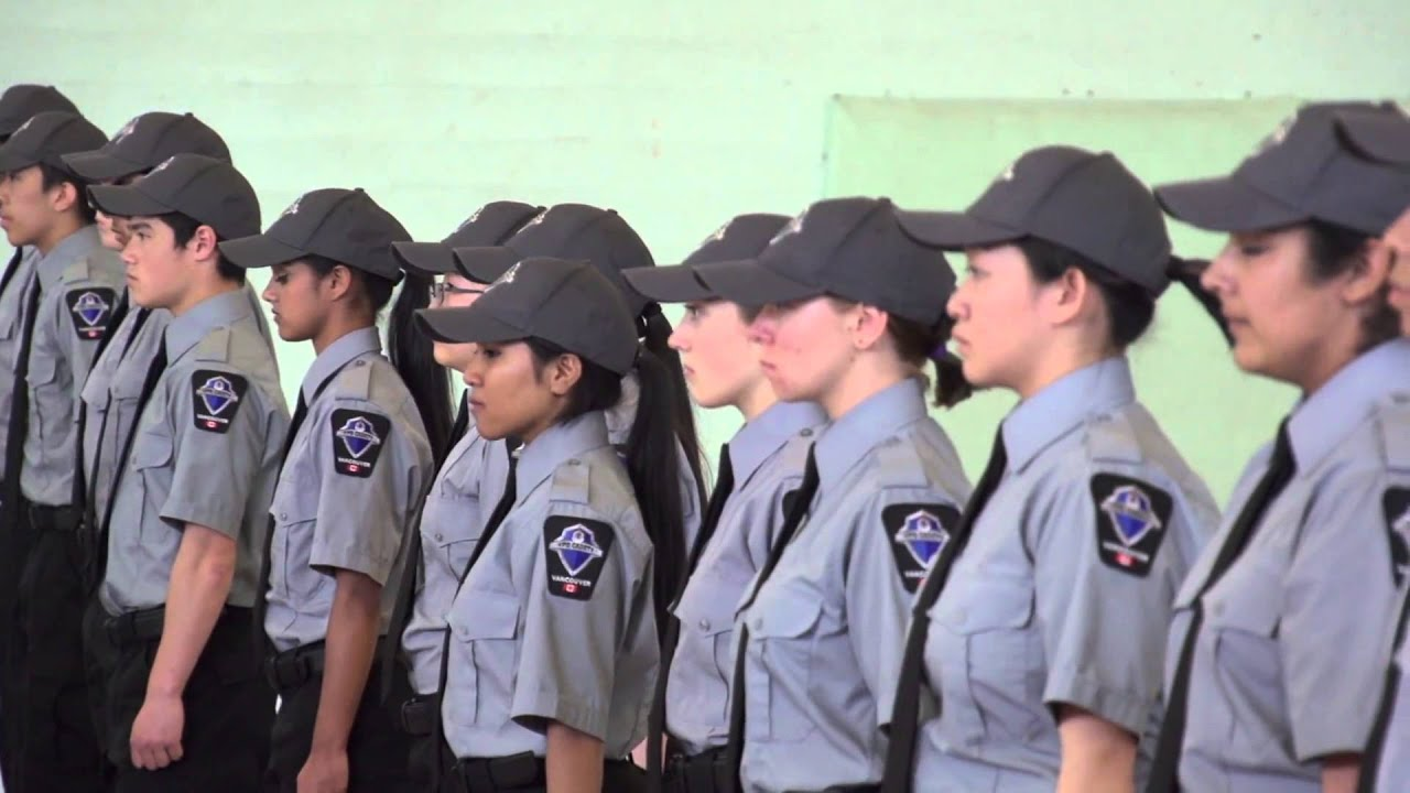 VPD Cadet Program « Vancouver Police Foundation