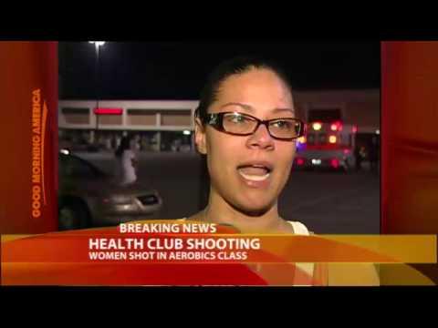 Health Club Gunman Targeted Women
