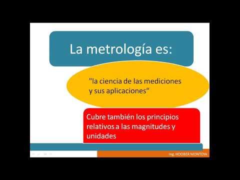 que-es-la-metrología