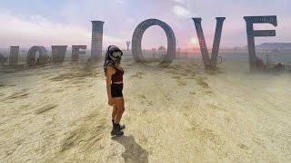 Burning Man 2014 Caravansary (GoPro HD)