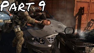 Call of Duty Modern Warfare 3 - Walkthrough - Part 9 - (Mission 9: Bag and Drag) _ MW3