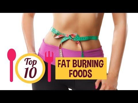 top-10-fat-burning-foods