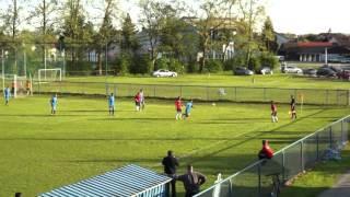 Zlatko Topolčić škarice za 4:3 u 93.minuti NK Graničar-NK Rovišće