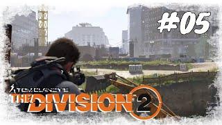 Lets Play The Division 2 #05 / Quer durch die Stadt / Gameplay (PS4 Deutsch German)