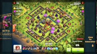 clash Of Clans 4500 Trophies The Quest To 5000 Episode 14 Oyuncunun Teki