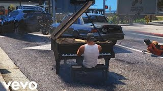 Makin' My Way Down Town🎵 (GTA 5 Official Music Video)