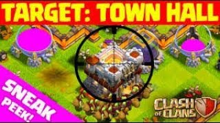 SCARY 😲😲|| SHOULD I UPGRADE TO TOWN HALL....OR NOT!? - Clash Of Clans -