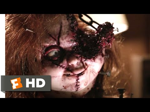 Cult of Chucky (2017) - Let's Play Scene (1/10) | Movieclips