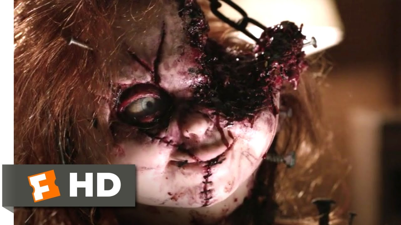 Download Cult of Chucky (2017) - Let's Play Scene (1/10) | Movieclips