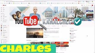 🔍#Kanalcheck - Charles thumbnail