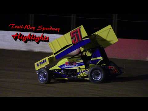Trail-Way Speedway Highlights 5-4-18