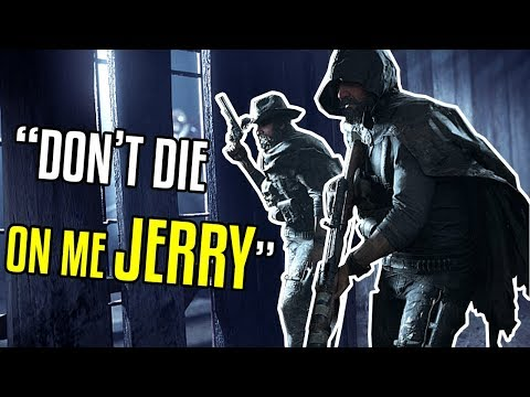 Jerry & Clyde - Hunt: Showdown - Funny Moments
