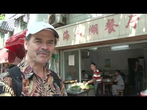 Shanghai French Concession walk.mov