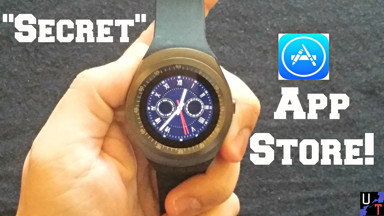 DZ09, Y1 Bluetooth Smartwatch: How To Get To The App Store!
