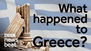 What happened to Greece?  |  BBC Newsbeat