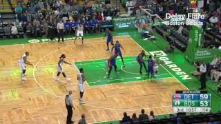Boston Celtics Delay Flare