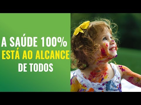 A SAÚDE 100% ESTÁ AO ALCANCE DE TODOS VOCÊS