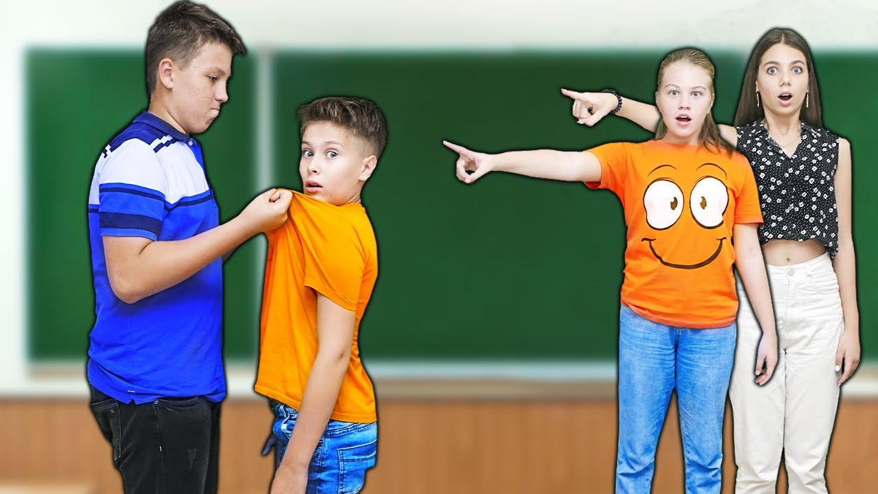 НОВЕНЬКИЙ в школе бросил СЕРЁЖЕ ВЫЗОВ! Что пошло не так? Фаст Сергей