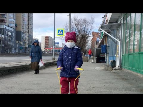 Карантин в российских городах. Весна 2020