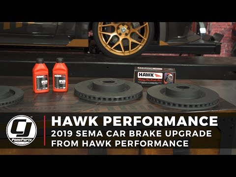 2018-2019 Ford Mustang GT Install: Hawk Performance Rotors and Pads