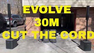EV Evolve 30M Battery powered