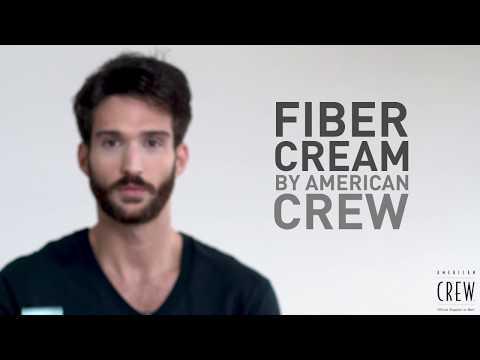 FIBER CREAM | AMERICAN CREW