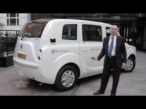 Metrocab Electric London Taxi