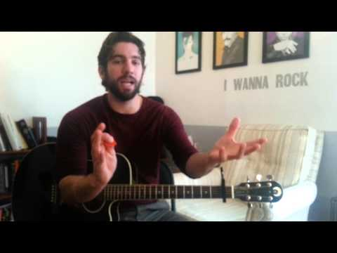 The Band Perry - Don't Let Me Be Lonely (Guitar Chords & Lesson) by Shawn Parrotte