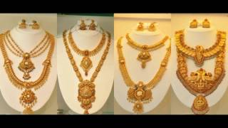Gold Haram Designs With Price And Weight