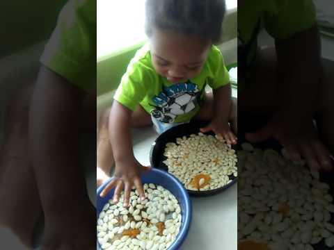 Mikey's pumpkin seeds