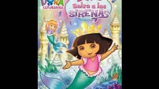 Dora La Exploradora - Salva La Sirena Mariam || Capitulos Completos En Español || Juegos Para Niños