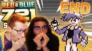 THE END | Pokémon Red 721 Randomizer Soul Link w/ TheHeatedMo & Patterrz -