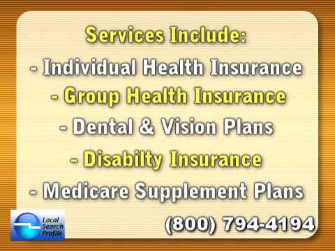 Individual & Group Health Insurance, Medicare Supplements ...