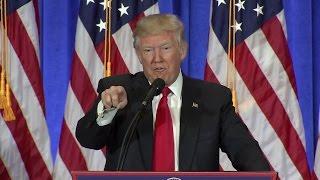 President-elect Trump to CNN: