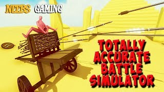 Totally Accurate Battle SImulator - So Much Better Now!