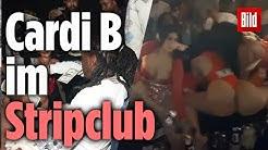 Cardi B im Stripclub: Ein besonderes Geburtstagsgeschenk für Offset
