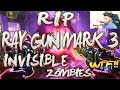 RIP RAY GUN MARK 3 INVISIBLE ZOMBIES ROUND 102+ ALCHEMICAL ANTITHESIS RIP @TREYARCH PLEASE FIX