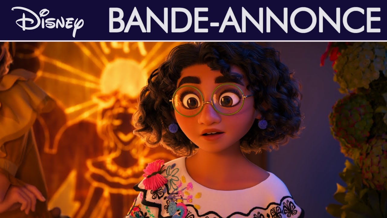Download Encanto, la fantastique famille Madrigal - Bande-annonce officielle | Disney