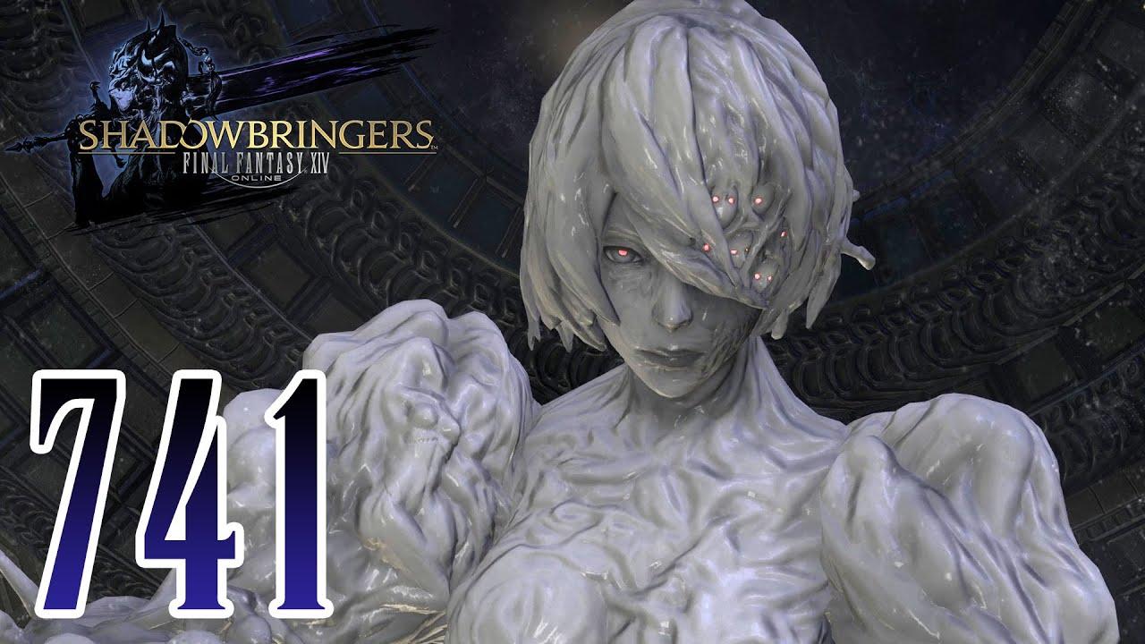 Final Fantasy 14 - SDBS [Deutsch] #635 - Dungeon: Der Untergang von Amaurot (St. 80)