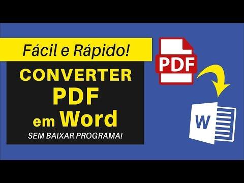 como-converter-pdf-em-word-|-grátis-e-rápido!