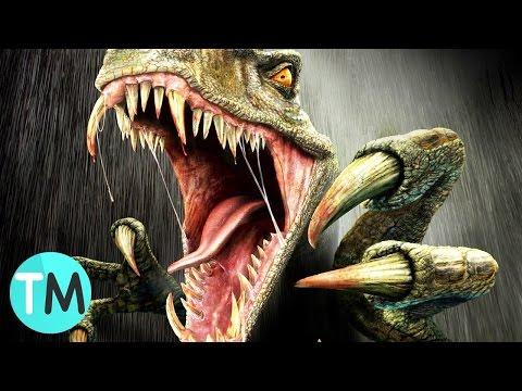 Los 10 Dinosaurios Más Peligrosos