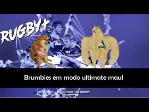 VÍDEO: Brumbies em modo ultimate maul!