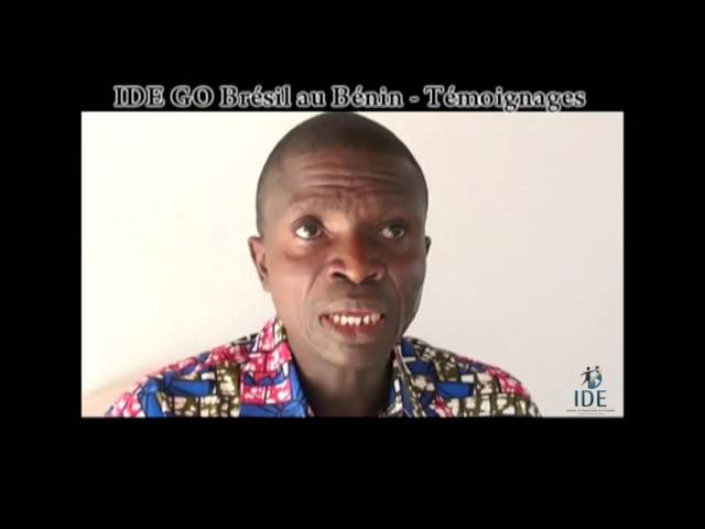 Testemunho Mehotse Kodjo Projeto Benin - IDE GO
