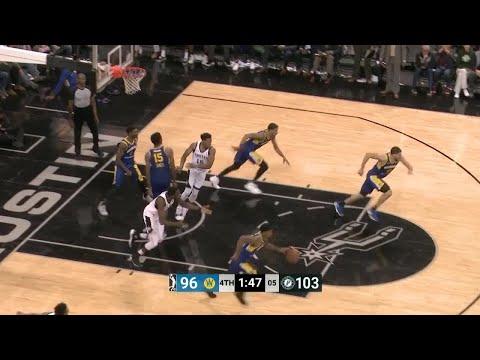 Damian Jones (13 points) Highlights vs. Austin Spurs