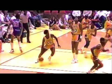 Magic Johnson: The Art of Passing