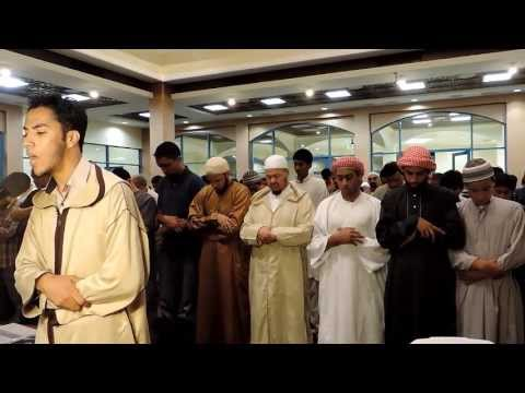 Superb Taraweeh 2013 | day 1 | California USA | Qari Youssef Edghouch (ICSGV)