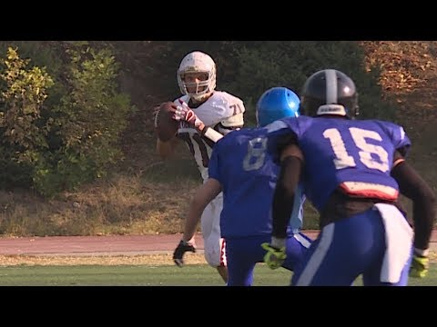 Kickoff In Kazakhstan - American Football Fever In Central Asia