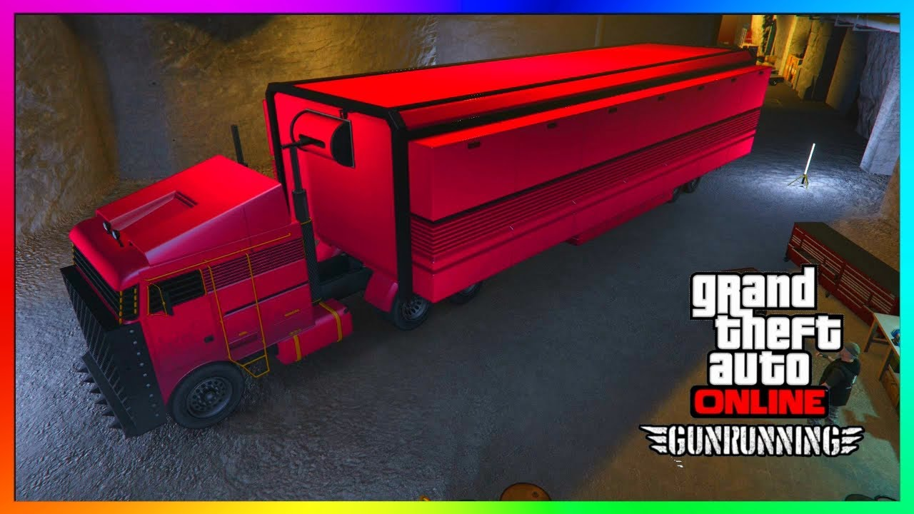 GTA 5 Online - MOC\'s (Mobile Operation Center) EXPLAINED! - \